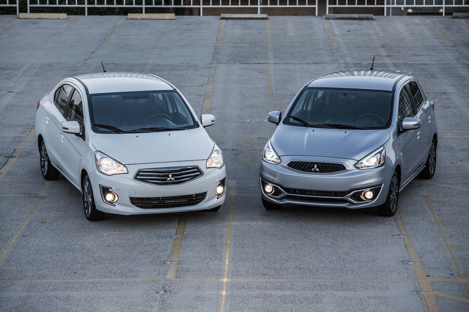 New Mitsubishi Mirage Expected To Arrive In 2019 Autoevolution