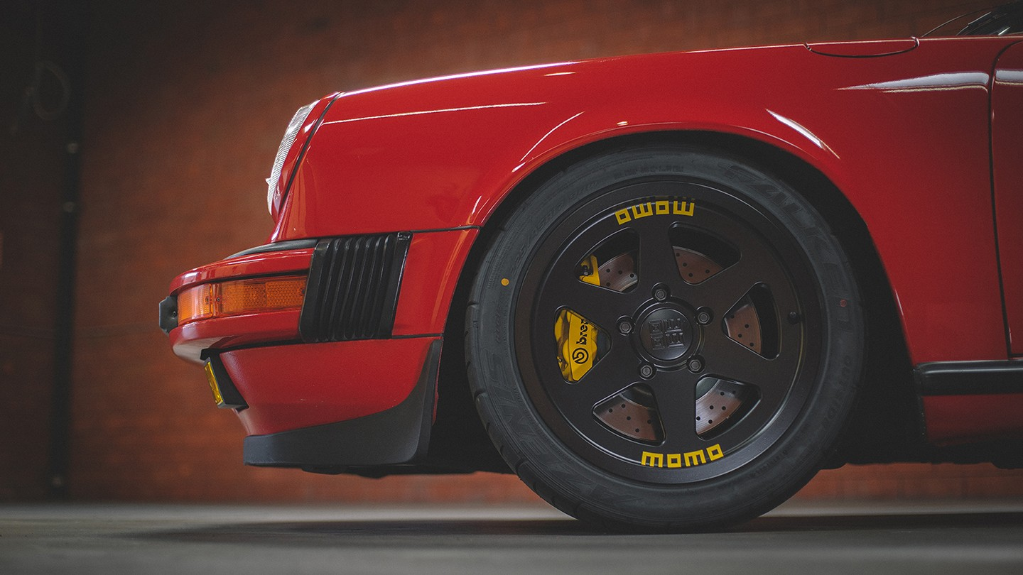Momo Heritage 6 Wheels Look The Business Autoevolution