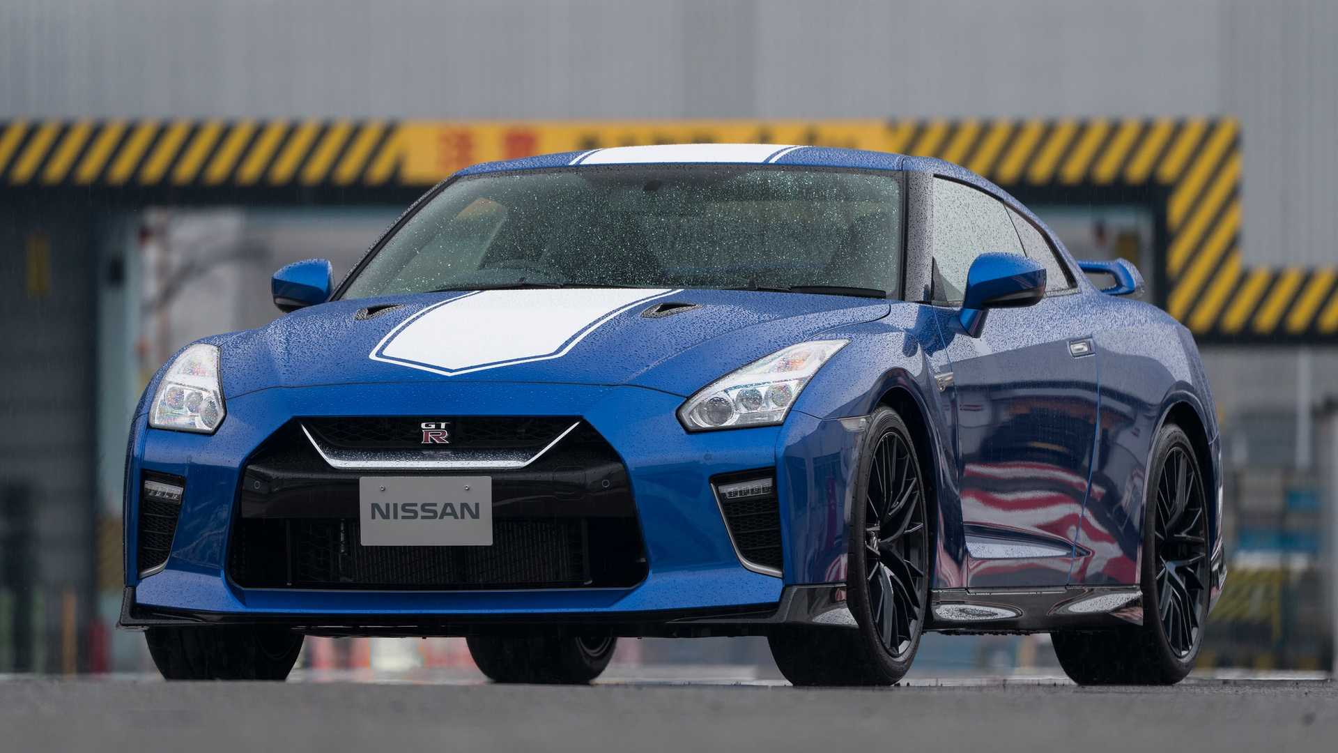 new nissan gt-r r36 unlikely to get hybrid assistance  r37 could launch in 2027