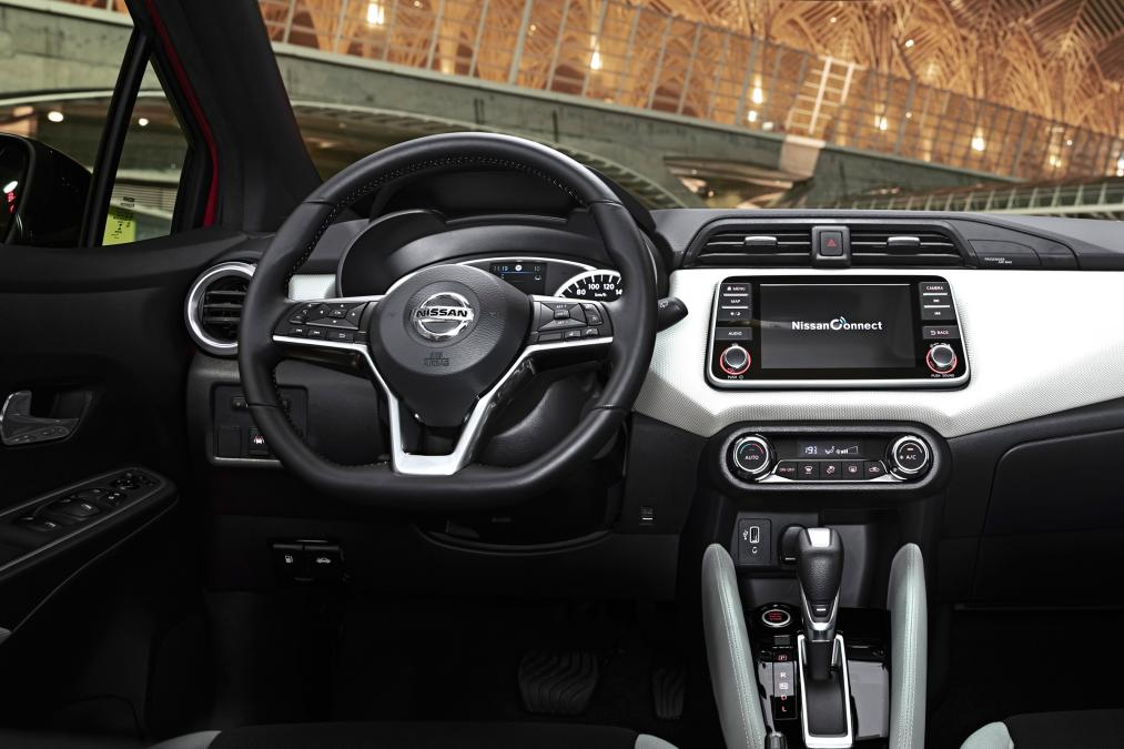 2019 Nissan Micra Improved Inside And Out Autoevolution
