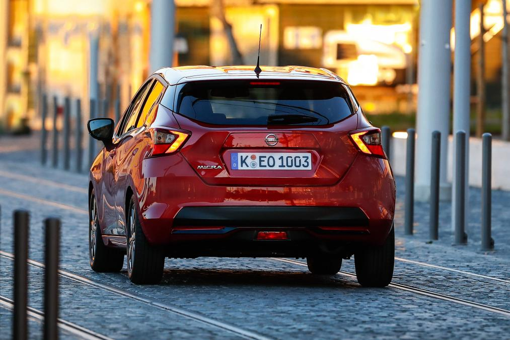 2019 Nissan Micra Improved Inside And Out - autoevolution
