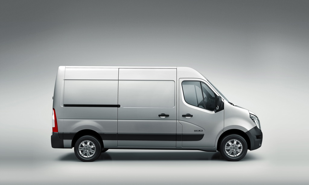 New Nissan Nv400 Debuts In The Uk Autoevolution