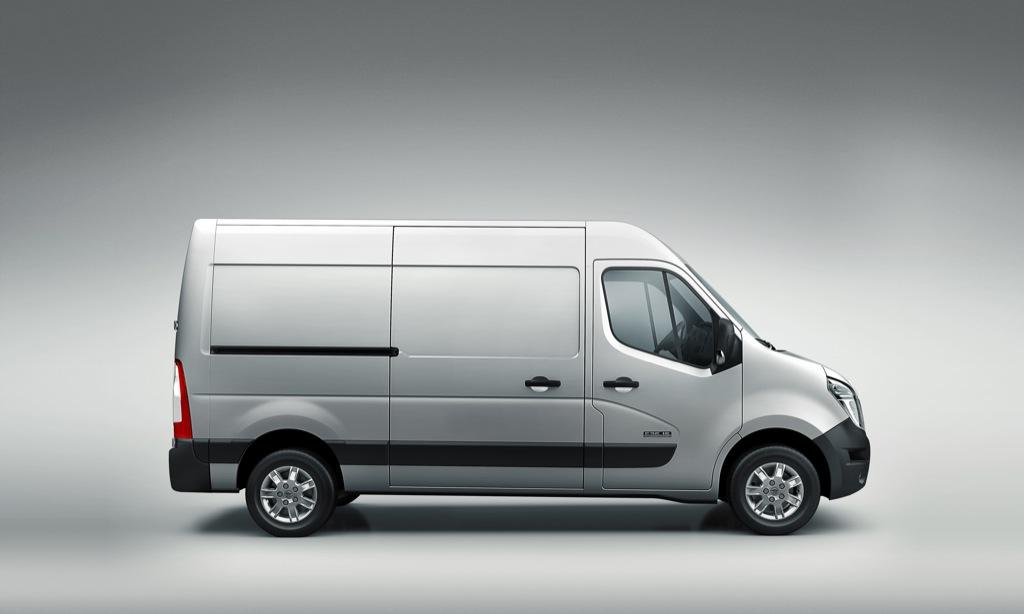 Juke Nissan 2016 >> New Nissan NV400 Debuts in the UK - autoevolution