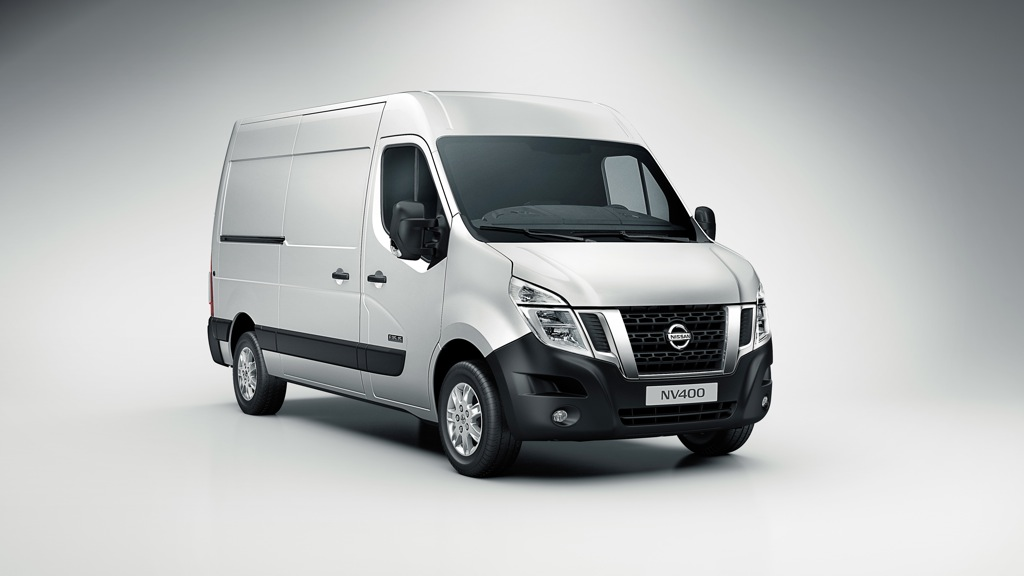 Nissan Patrol For Sale Usa >> New Nissan NV400 Debuts in the UK - autoevolution