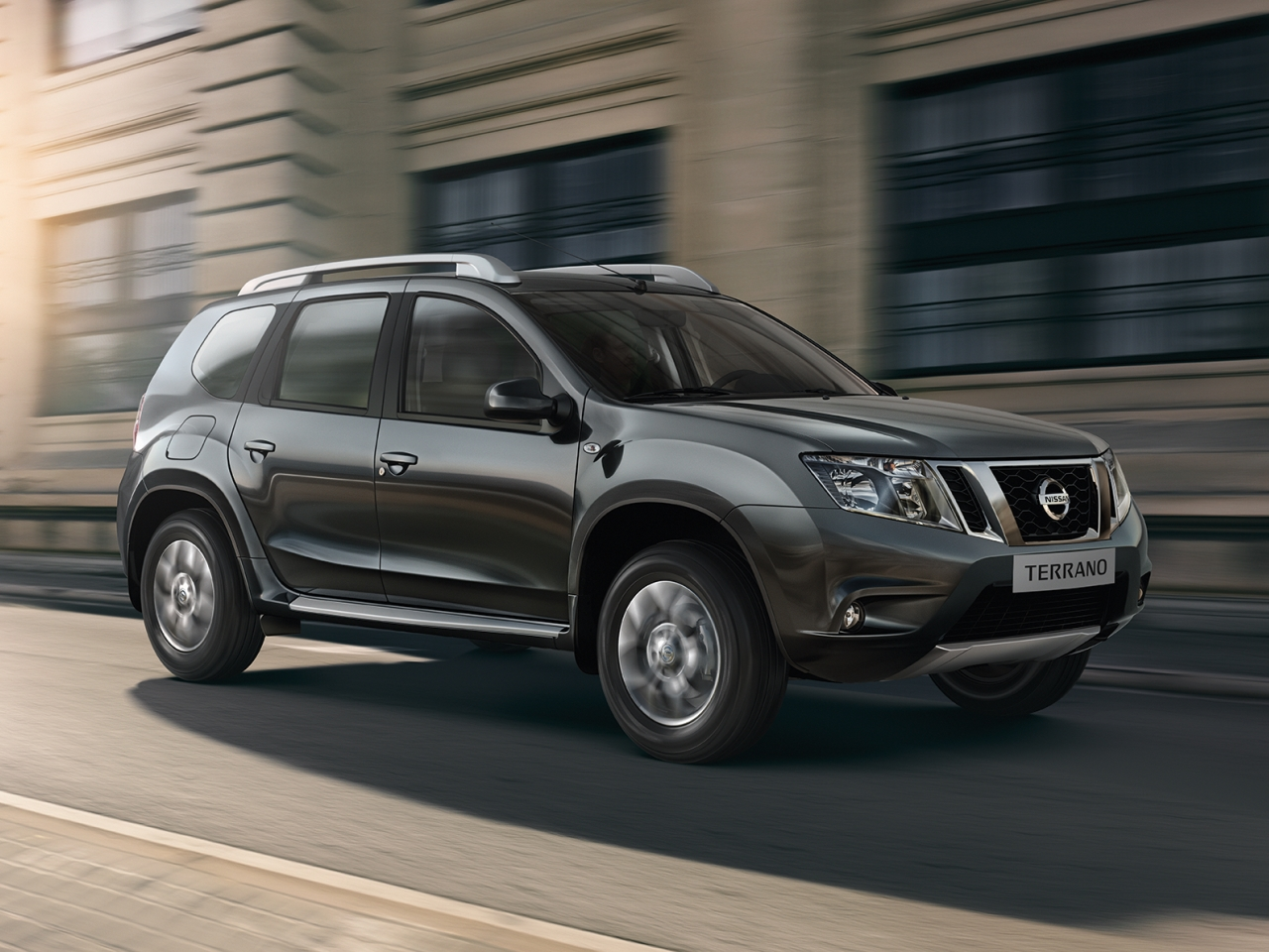 Xterra For Sale >> New Nissan Terrano SUV Goes On Sale in Russia - autoevolution