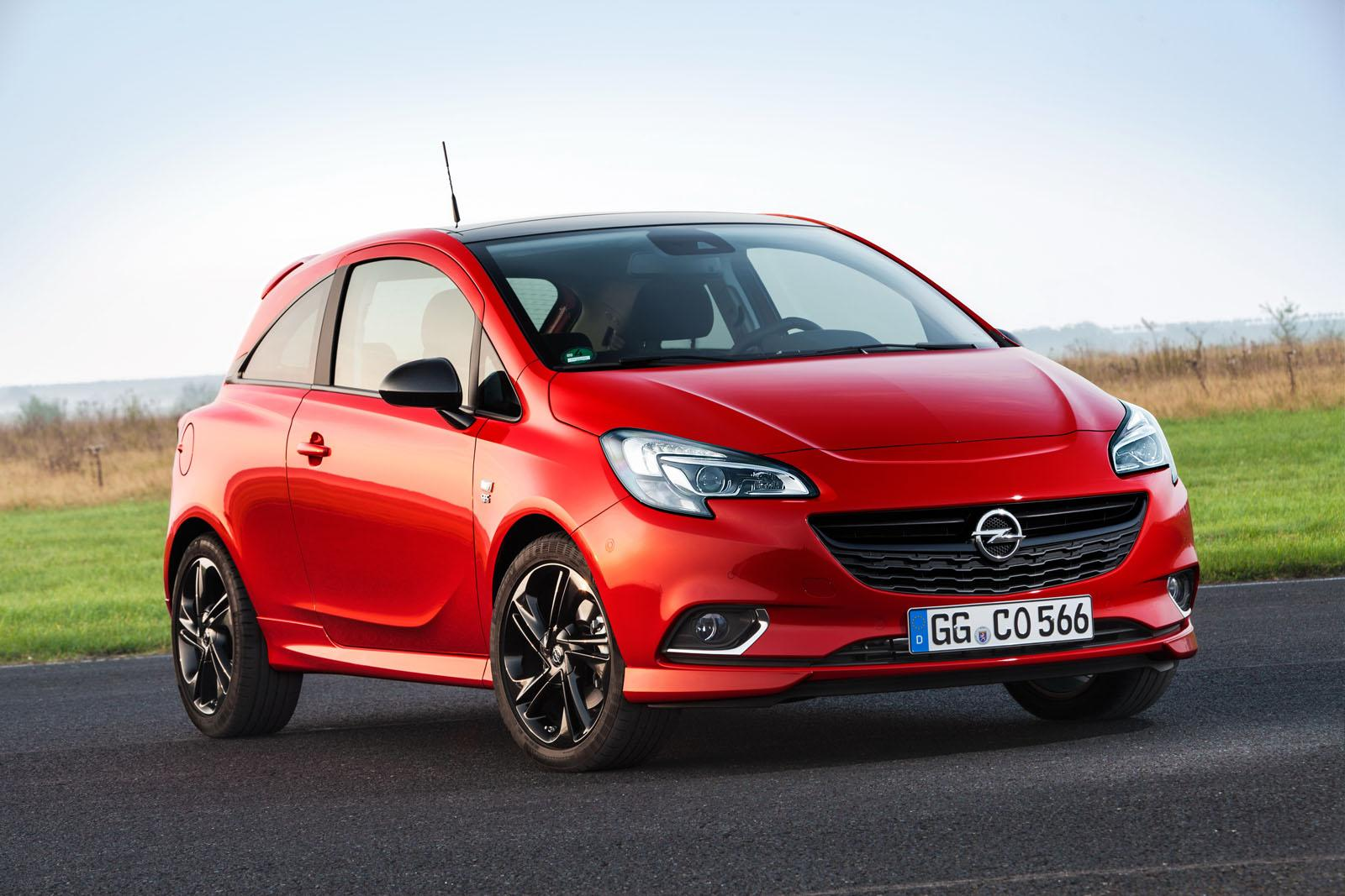 2015 opel corsa receives opc line treatment autoevolution. Black Bedroom Furniture Sets. Home Design Ideas