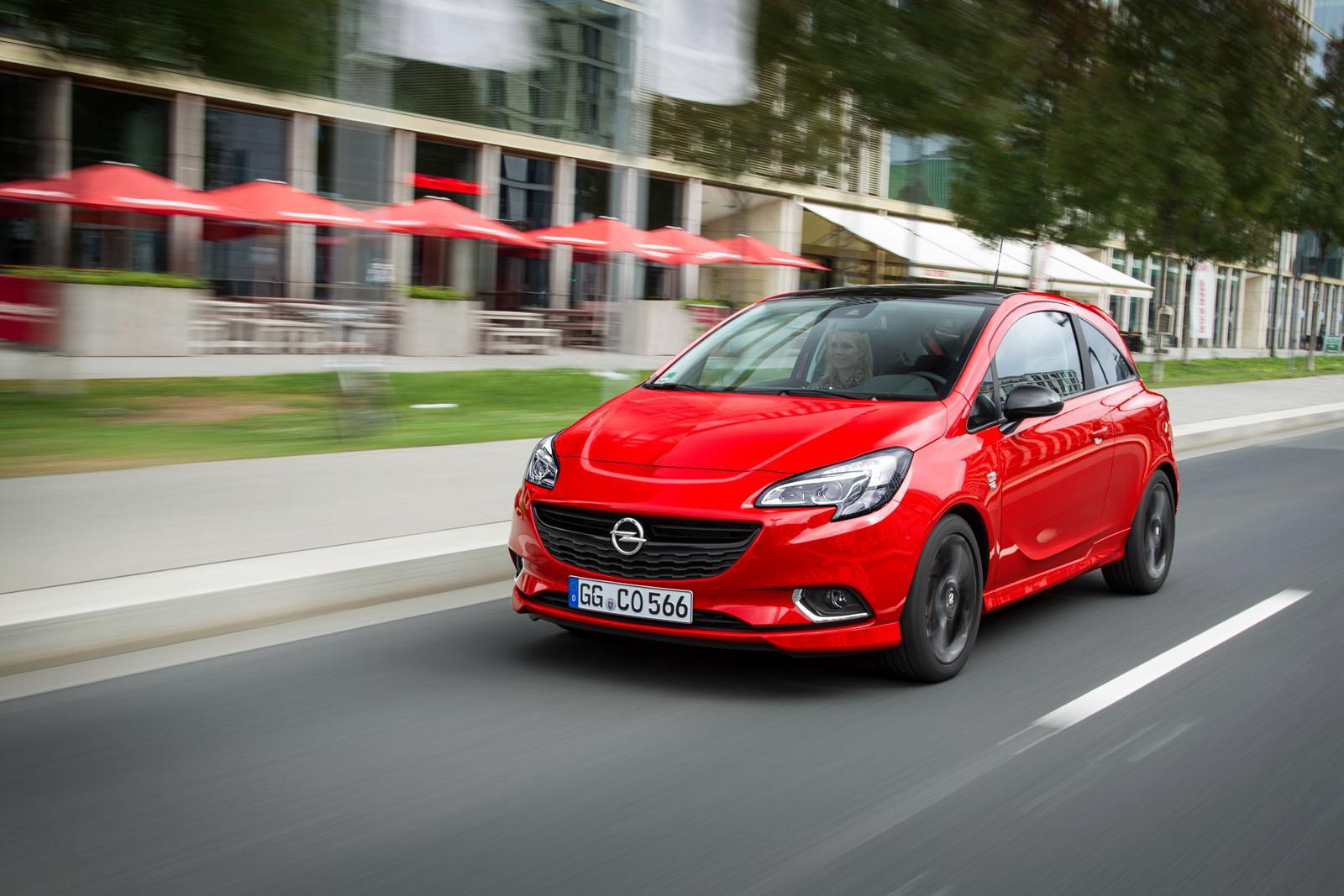2015 Opel Corsa Receives Opc Line Treatment Autoevolution