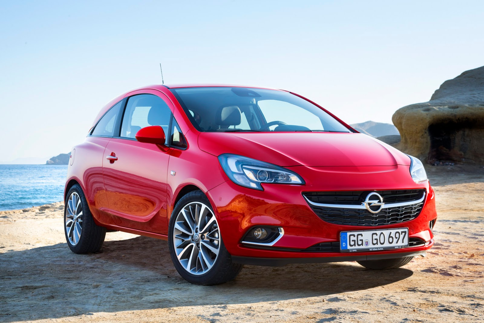 New Opel Corsa Design Explained By Mark Adams Autoevolution