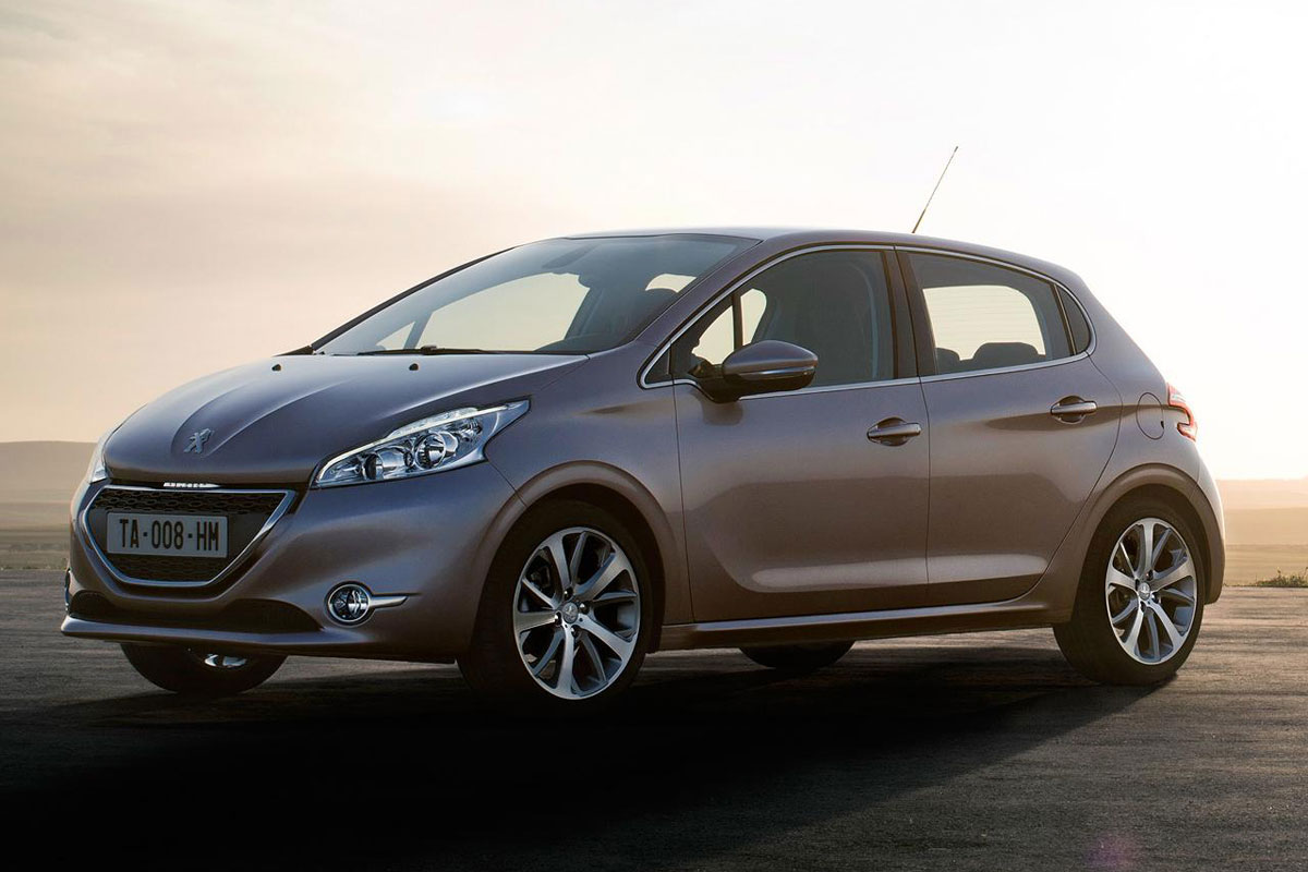 New Car Models >> New Peugeot 208 Officially Unveiled - autoevolution