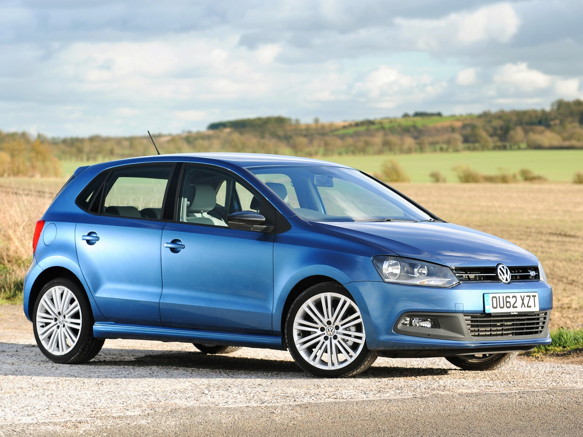 New Polo Bluegt 150 Hp Fuel Sipper Goes On In Europe Volkswagen