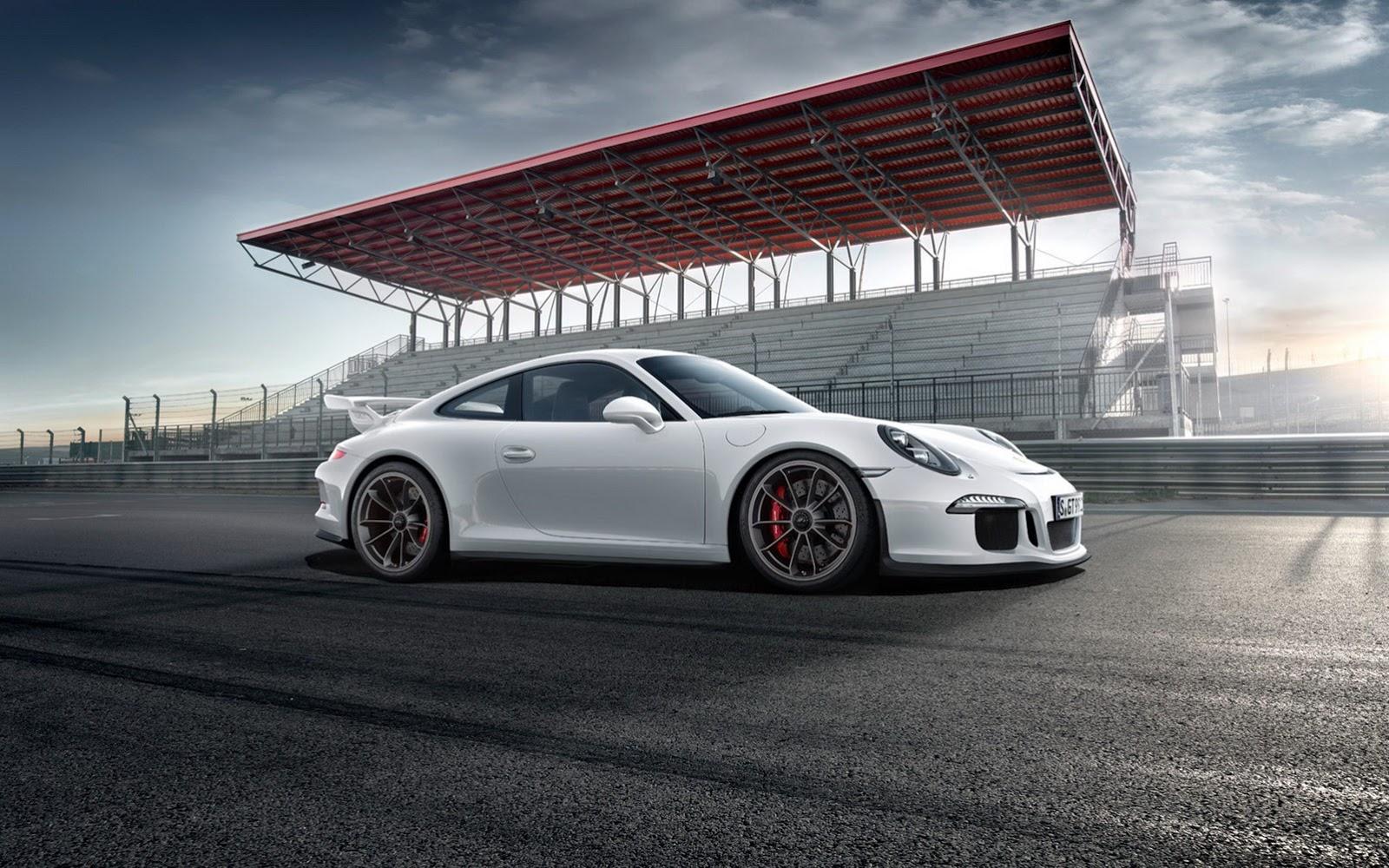 Best Porsche Cayenne >> New Porsche 911 GT3 Unveiled in Geneva - autoevolution