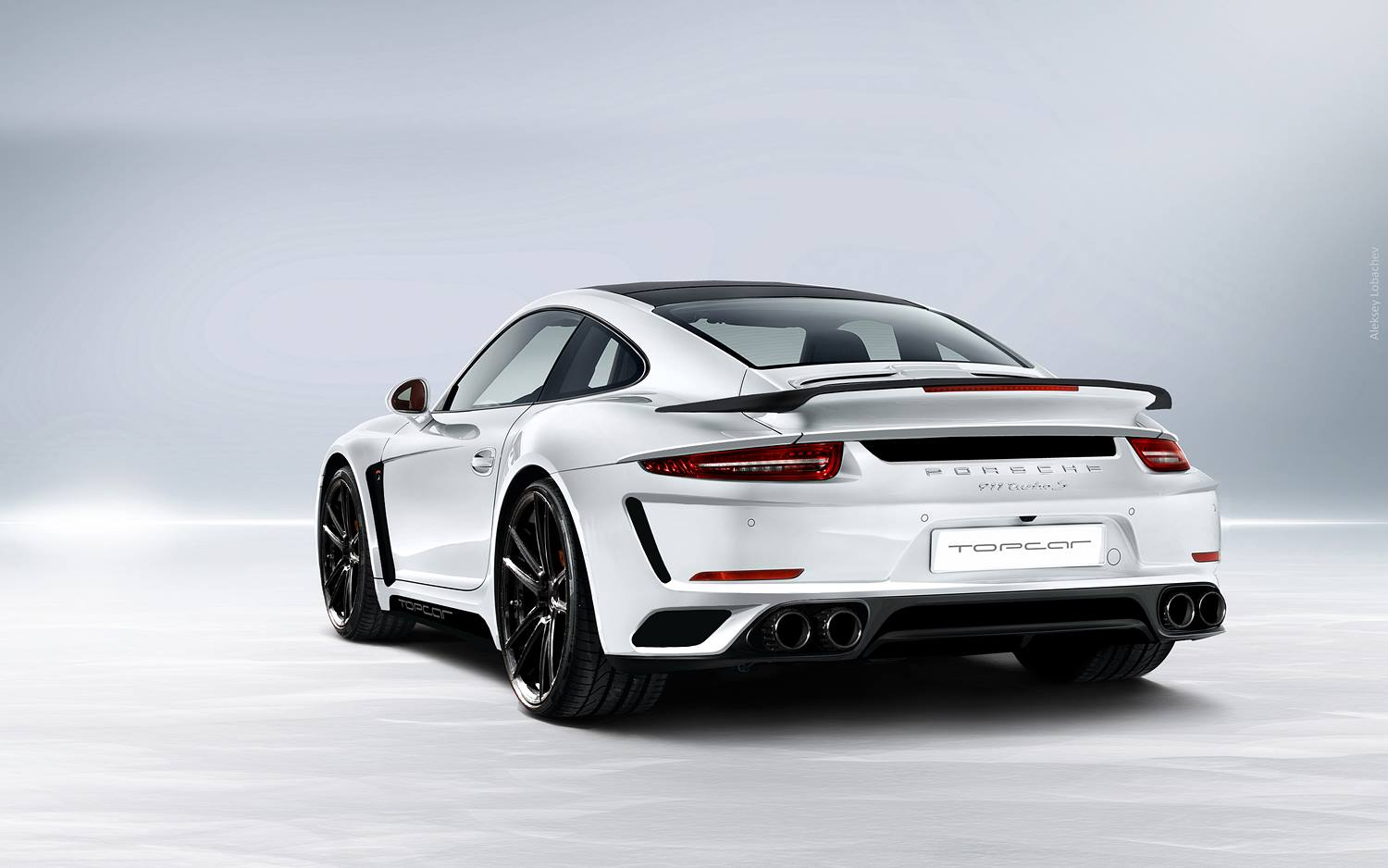 New Porsche 911 Turbo Singer Gtr Tuning Project Announced