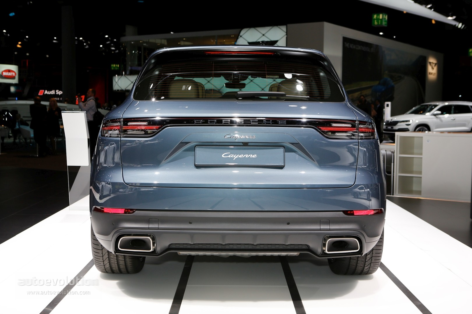 New Porsche Cayenne Might Get A V6 Diesel After All Autoevolution