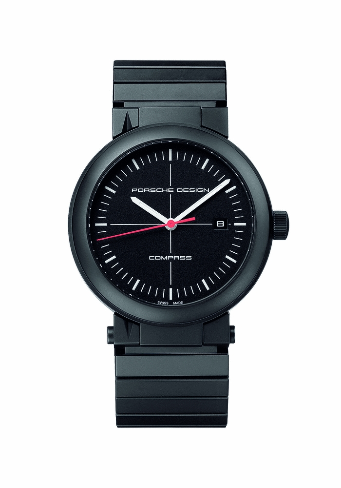 New Porsche Design Compass Watch Launched Autoevolution