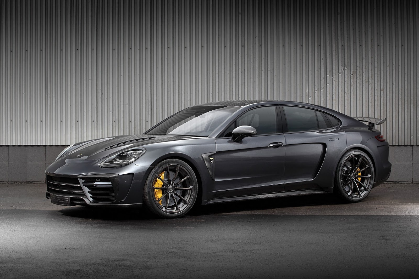 new porsche panamera turbo topcar tuning has custom interior costs 235 000 autoevolution. Black Bedroom Furniture Sets. Home Design Ideas
