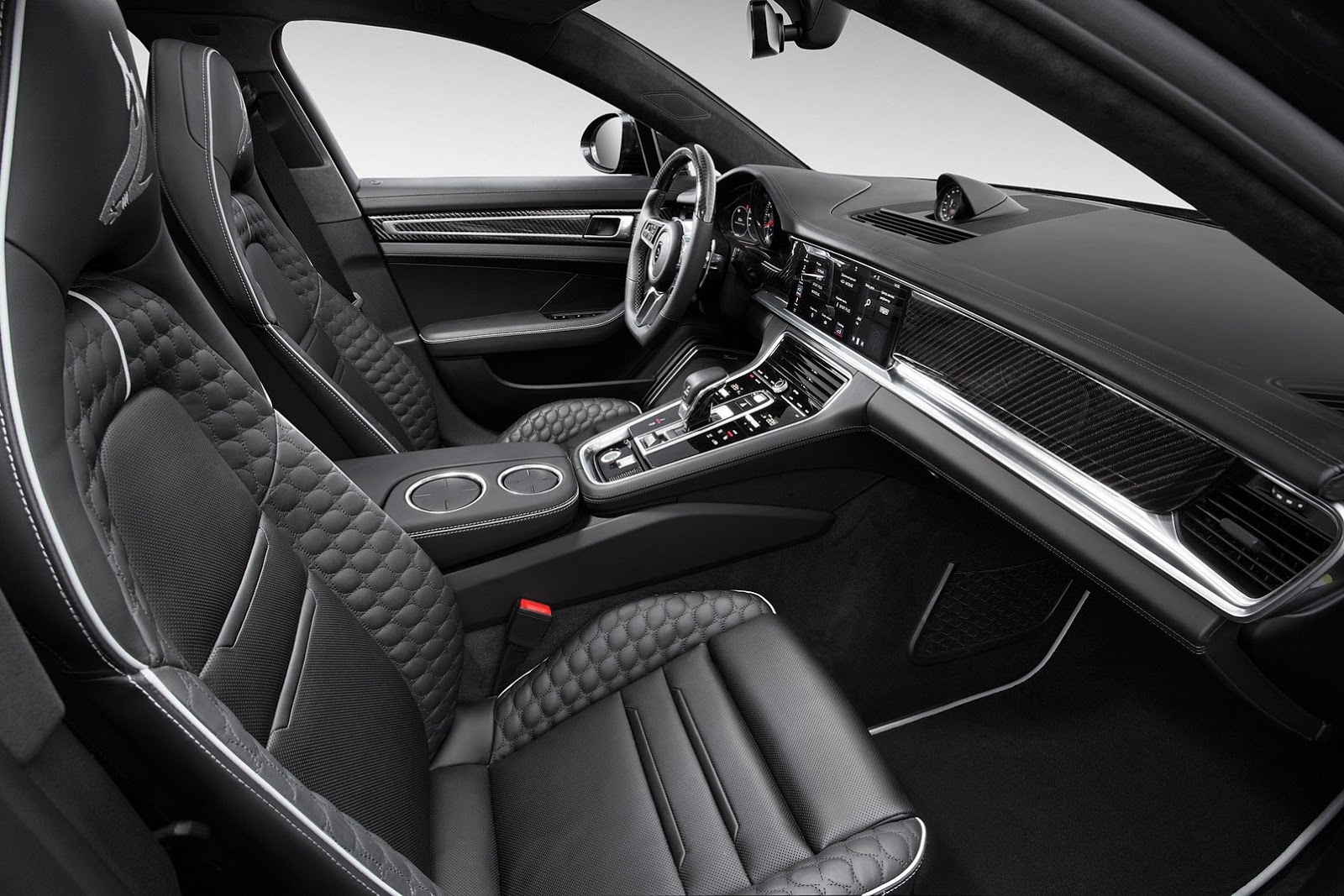 Charming ... New Porsche Panamera Turbo TopCar Tuning Has Custom Interior, Costs  U20ac235,000 ...