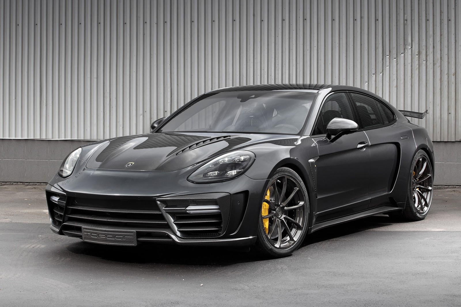 new porsche panamera turbo topcar tuning has custom. Black Bedroom Furniture Sets. Home Design Ideas