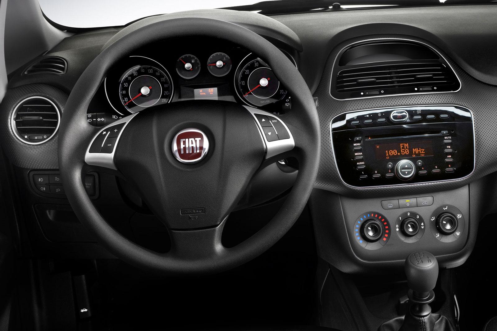 Fiat Punto Evo 2014 Interior Save Our Oceans