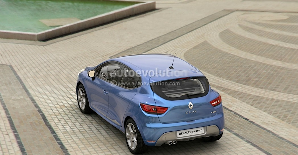 new renault clio gt scooped has 1 2 tce 120 turbo and edc. Black Bedroom Furniture Sets. Home Design Ideas