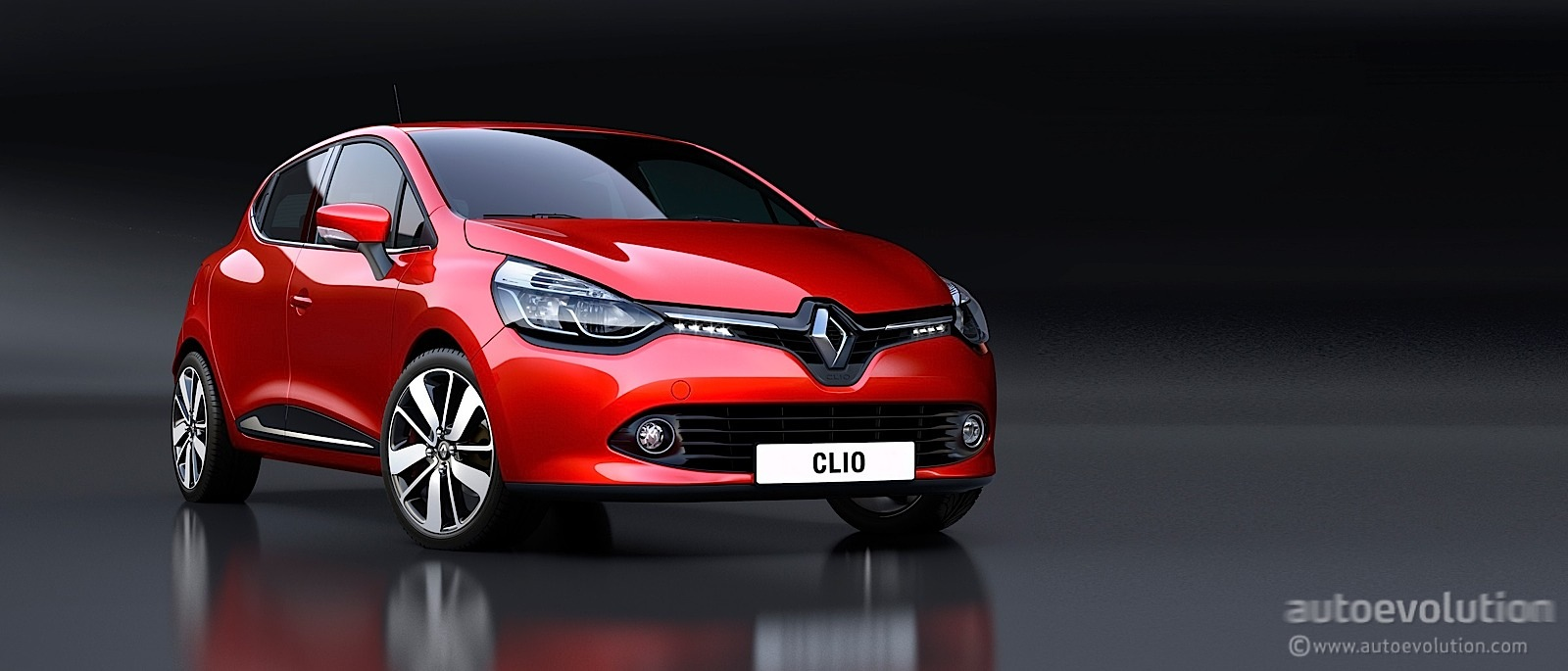 new renault clio officially revealed autoevolution. Black Bedroom Furniture Sets. Home Design Ideas