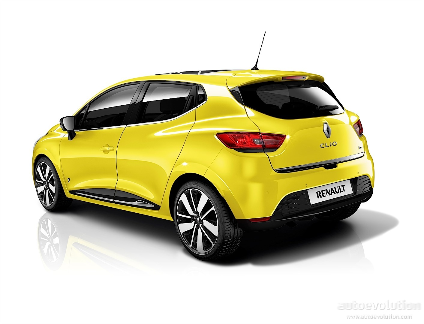 New Renault Clio Officially Revealed Autoevolution