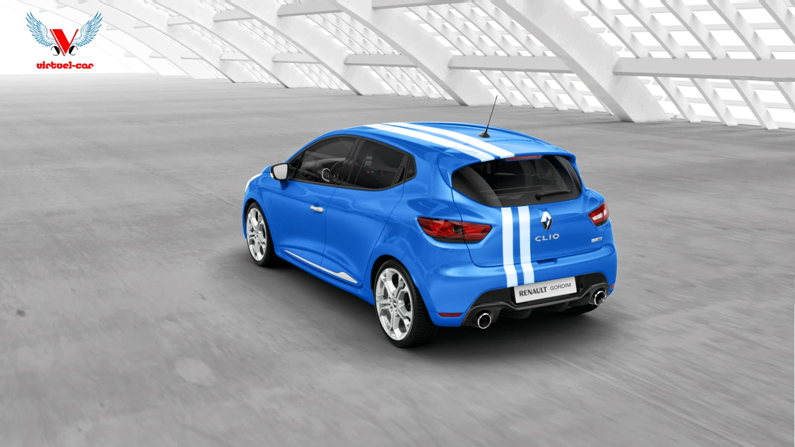 new renault clio rs gordini coming in 2014 with 230 hp autoevolution. Black Bedroom Furniture Sets. Home Design Ideas