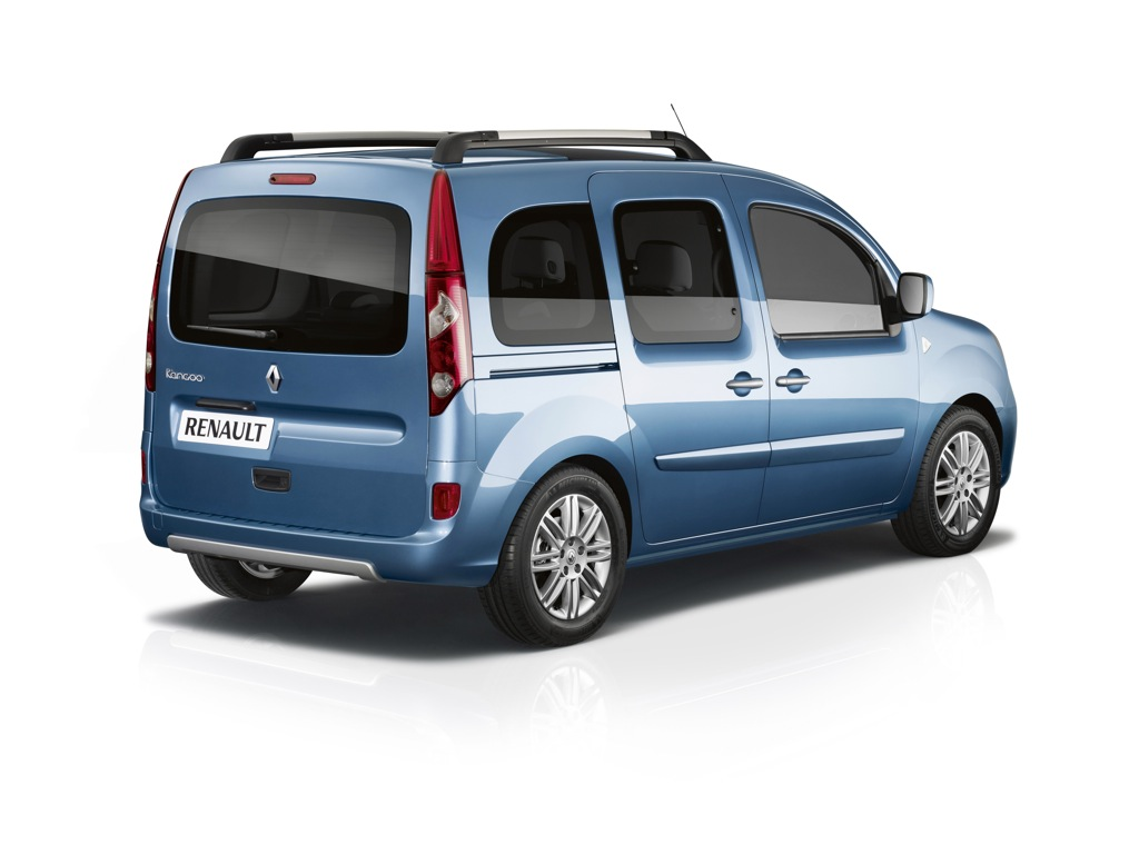 new renault kangoo launched autoevolution. Black Bedroom Furniture Sets. Home Design Ideas