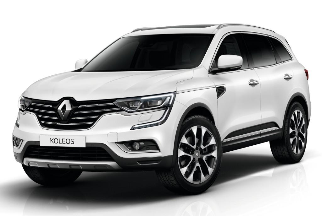 2017 Renault Koleos Ii: Renault Kadjar 2015 2017 Radio Wiring Diagrams At Aslink.org
