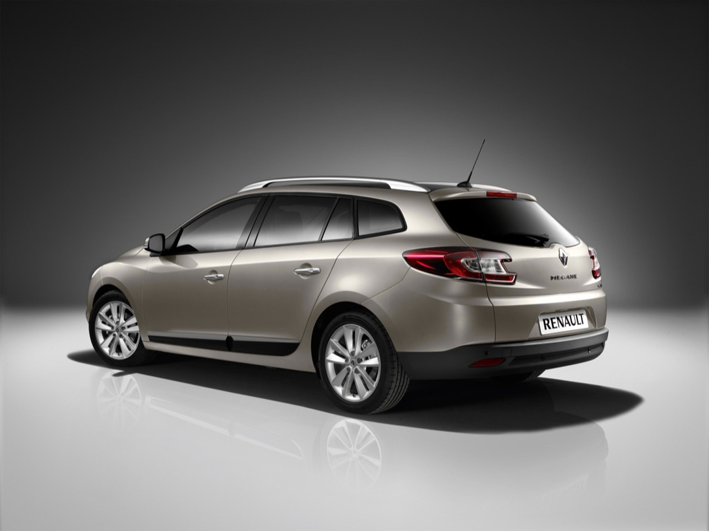 new renault megane estate details and photos autoevolution. Black Bedroom Furniture Sets. Home Design Ideas