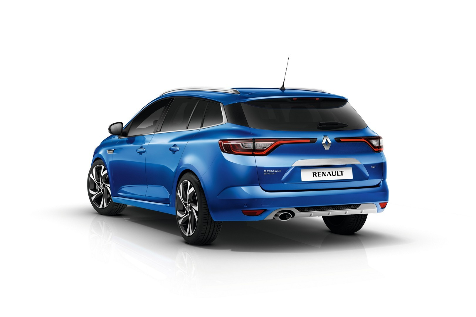 2017 Renault Megane Estate Launched: Photos, Video and ...
