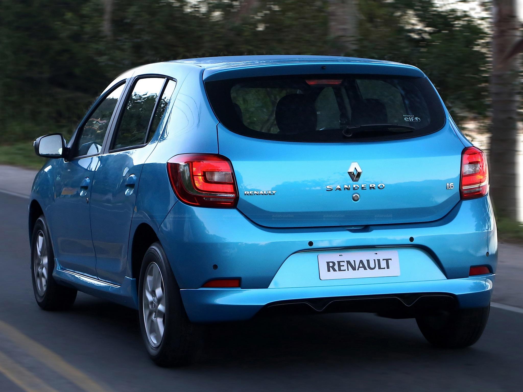 Alfa img - Showing > Renault Sandero Dynamique 2014