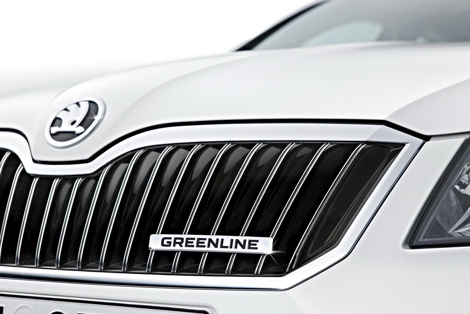 New Skoda Octavia GreenLine Announced: 3.3 L/100KM and 87 ...