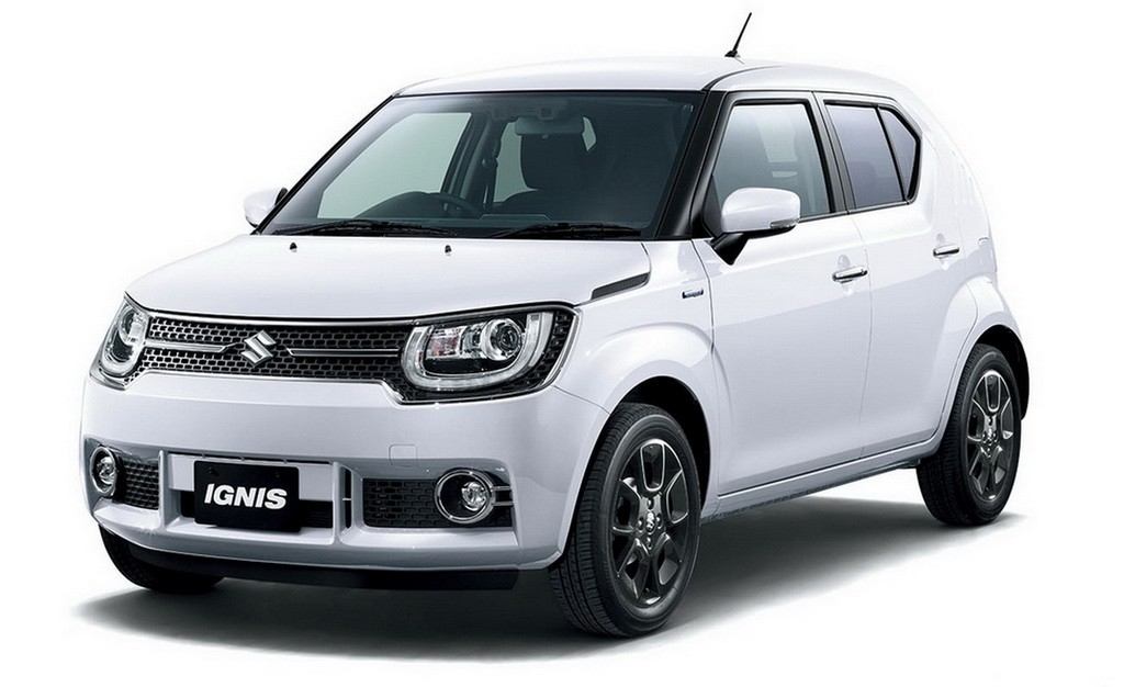 new suzuki ignis is the kind of cheap car we 39 d actually buy because we like it autoevolution. Black Bedroom Furniture Sets. Home Design Ideas