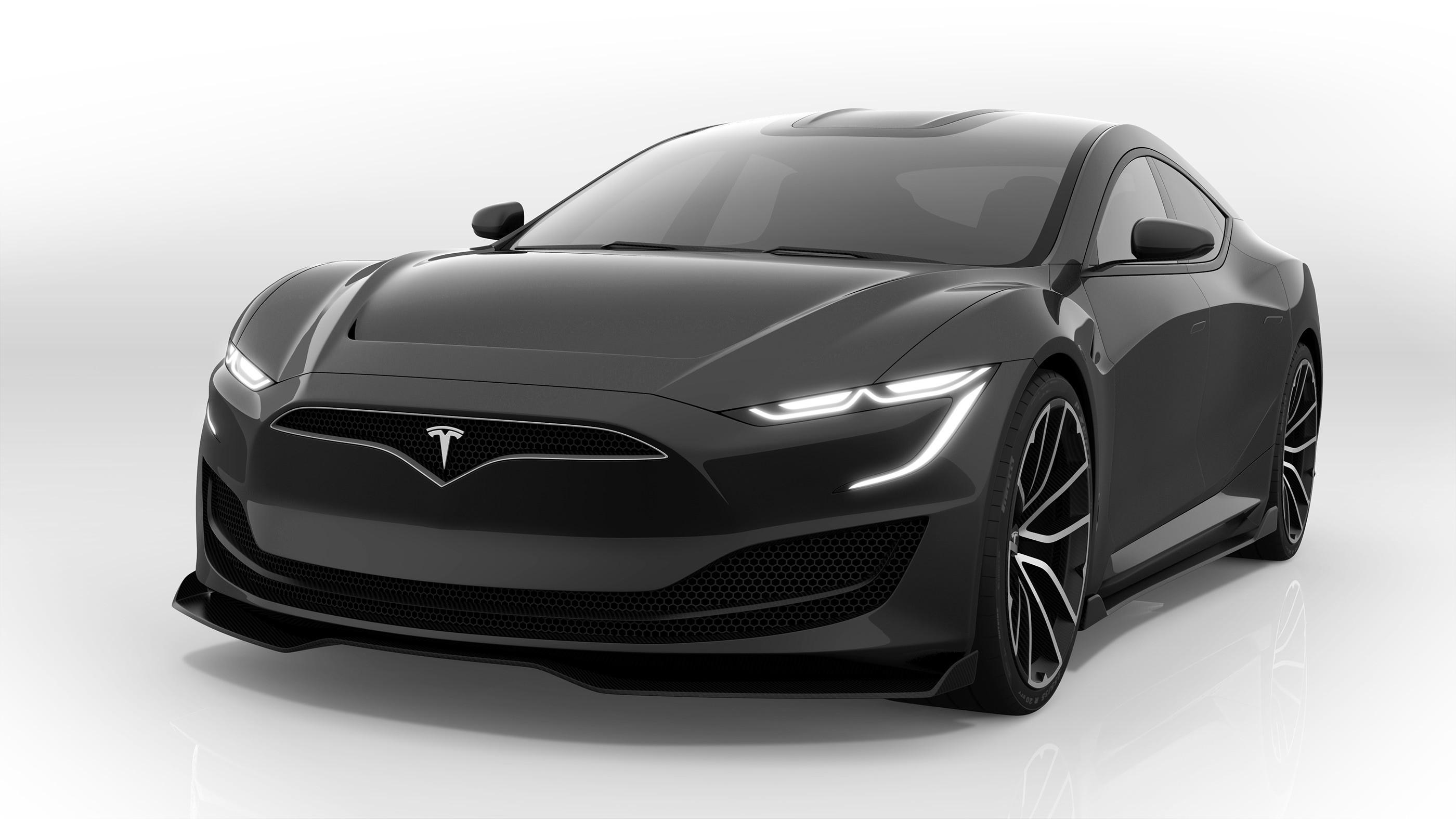 Tesla Pickup Truck… Because 'Merica - autoevolution