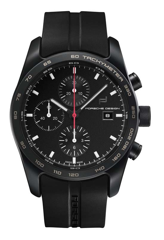 New Timepieces By Porsche Design Are Inspired By Legendary