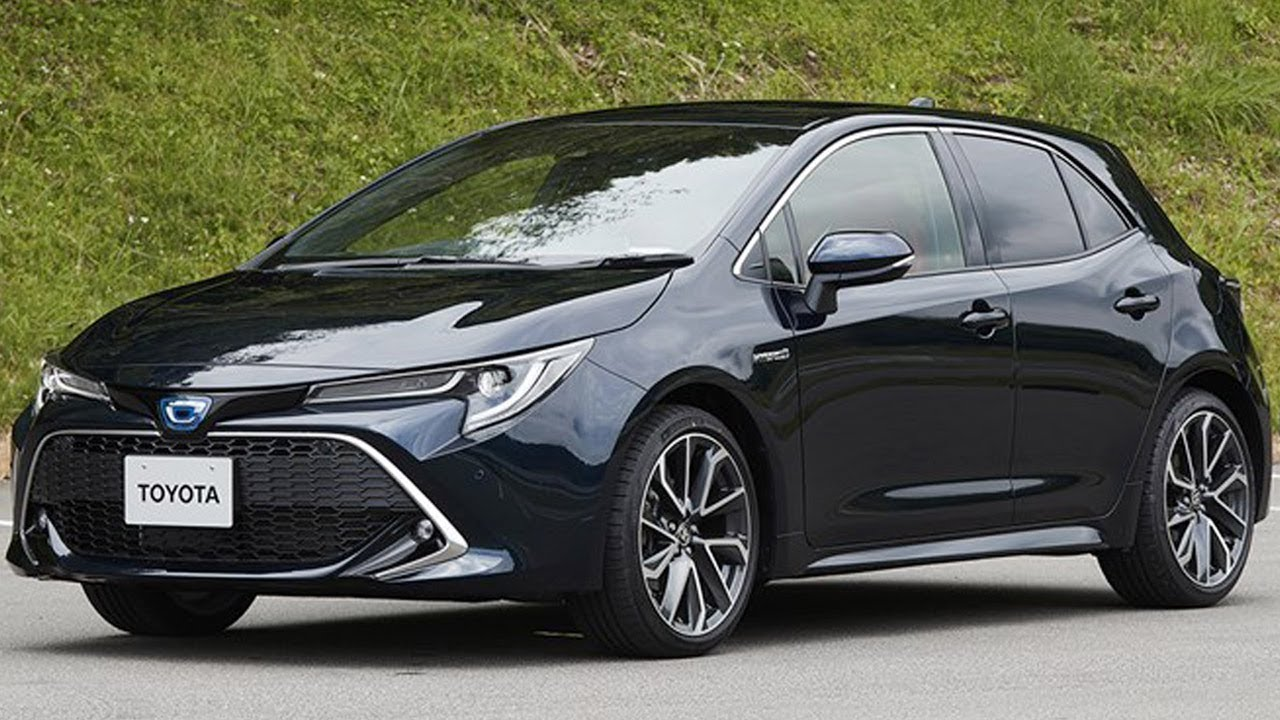 New Toyota Corolla Hatchback Coming To An With 1 2 Turbo