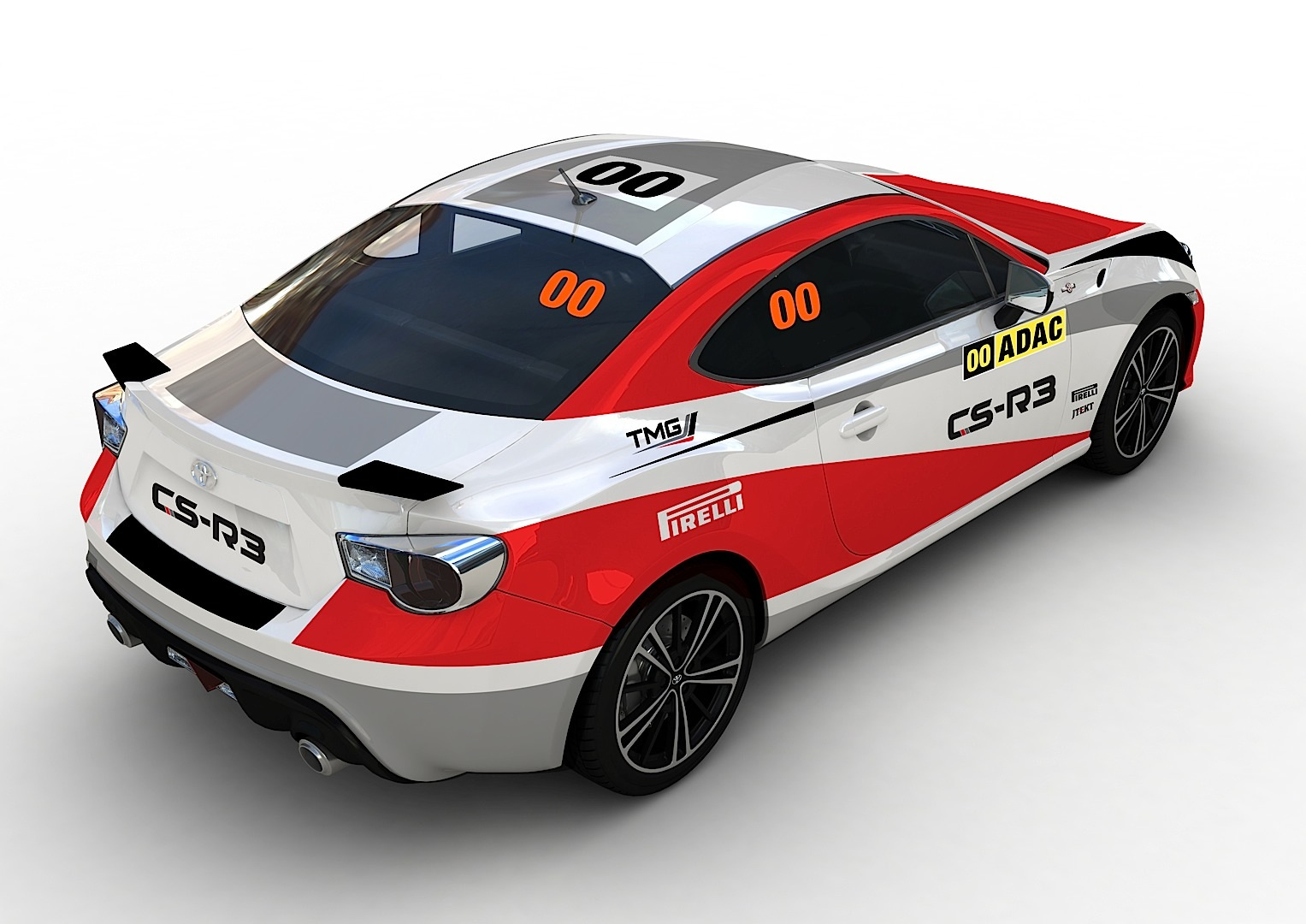 New Toyota GT 86 Rally Car Making WRC Debut Next Month - autoevolution