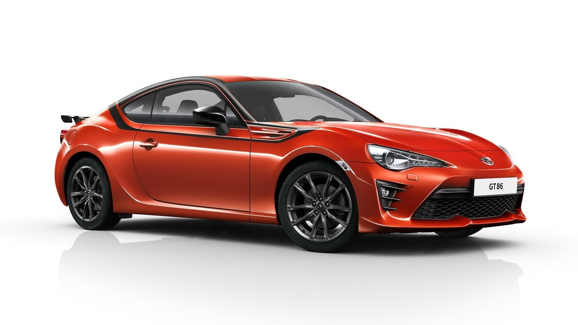Wonderful 2017 Toyota GT86 Tiger (German Model) ...