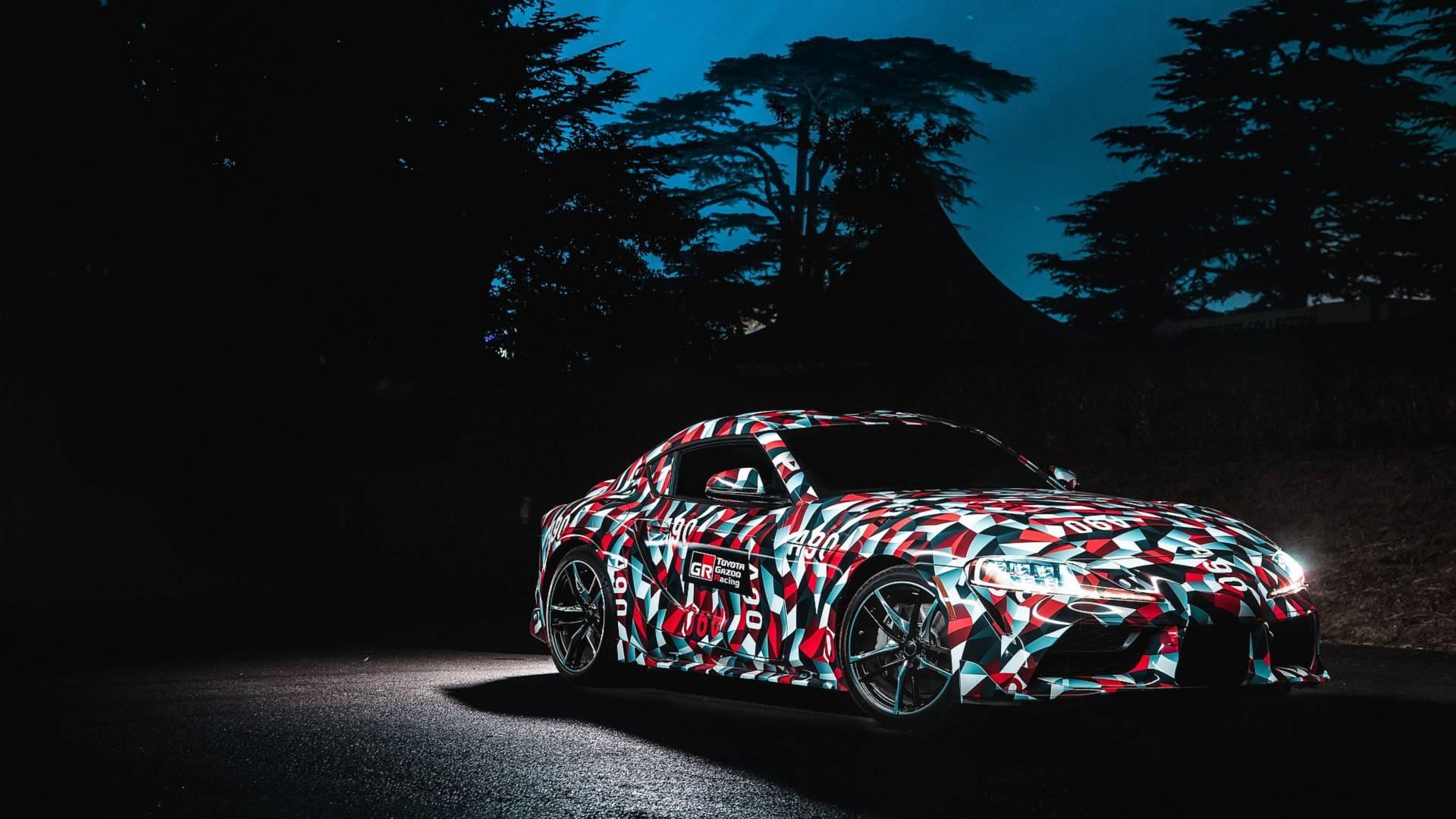 New Toyota Supra Convertible Under Consideration Autoevolution