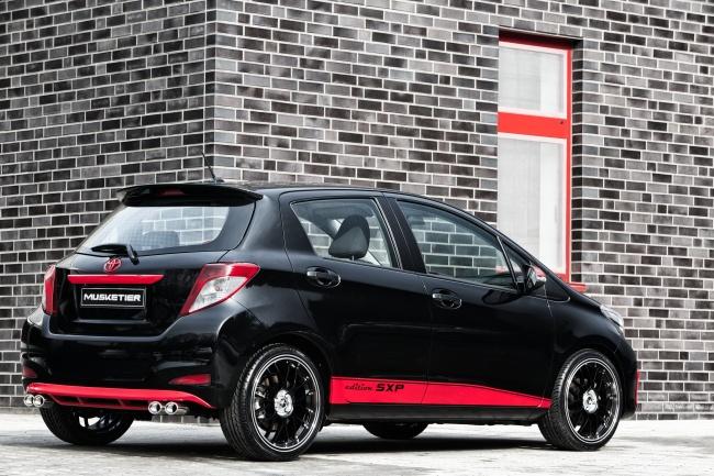 New Toyota Yaris Tuned by Musketier - autoevolution