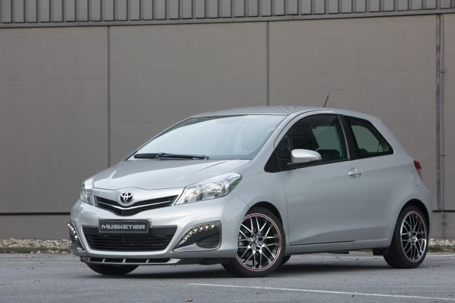 New Toyota Yaris Tuned By Musketier Autoevolution