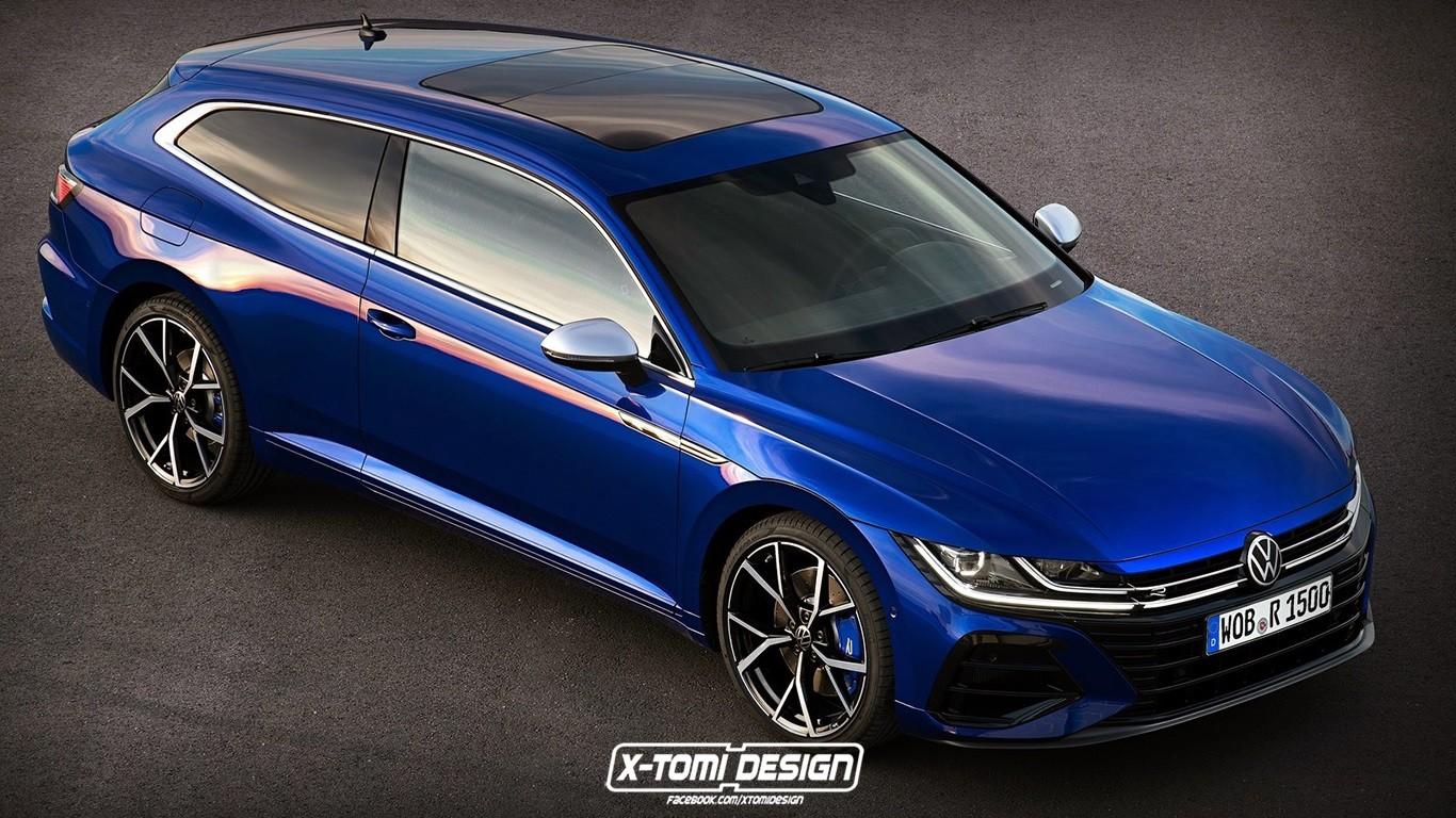 2021 Volkswagen Scirocco Redesign and Concept