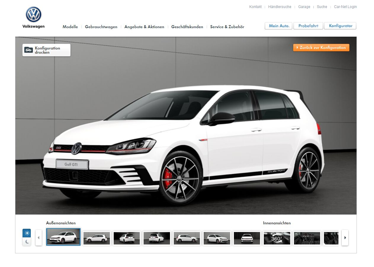 New Volkswagen Golf Gti Clubsport Costs 36 450 Too Much