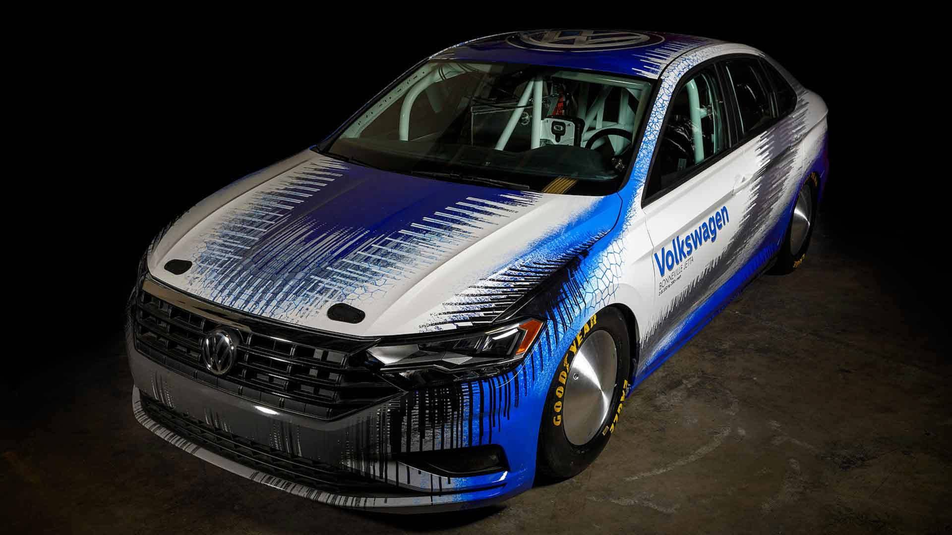 2020 Volkswagen Jetta Gli Teased By Bonneville Prepped