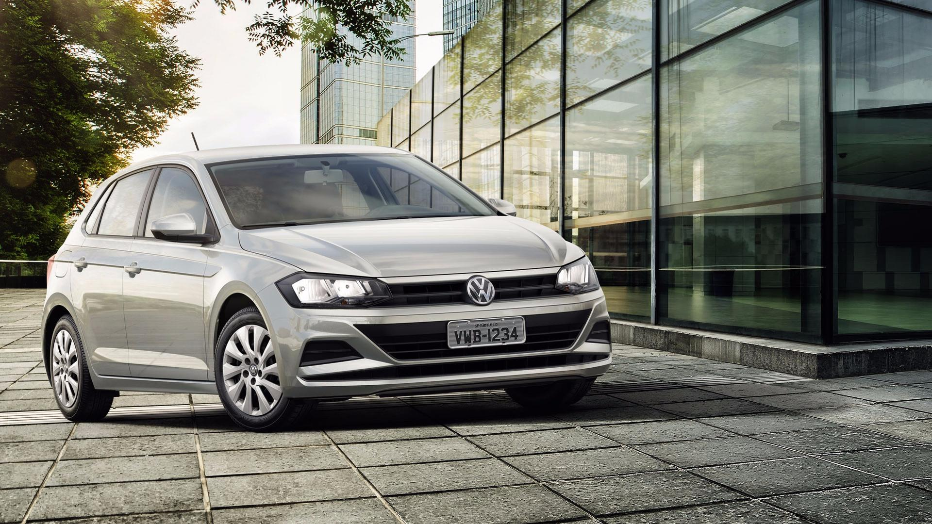 2018 Volkswagen Polo Launched in Brazil With 128 HP 1.0-Liter Turbo - autoevolution