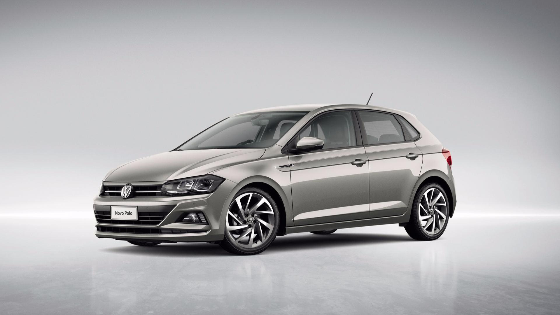 2018 Volkswagen Polo Launched In Brazil With 128 Hp 10 Liter Turbo