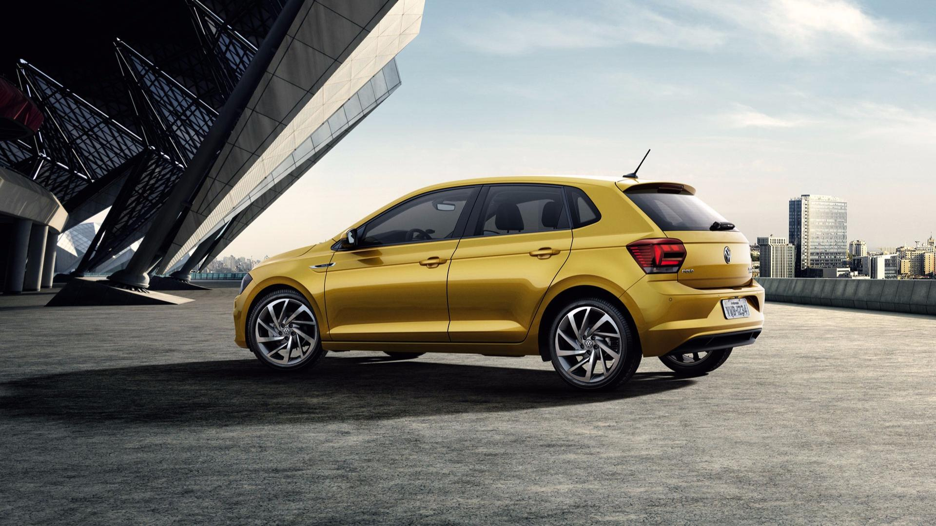 2018 volkswagen polo launched in brazil with 128 hp 1 0 liter turbo autoevolution. Black Bedroom Furniture Sets. Home Design Ideas