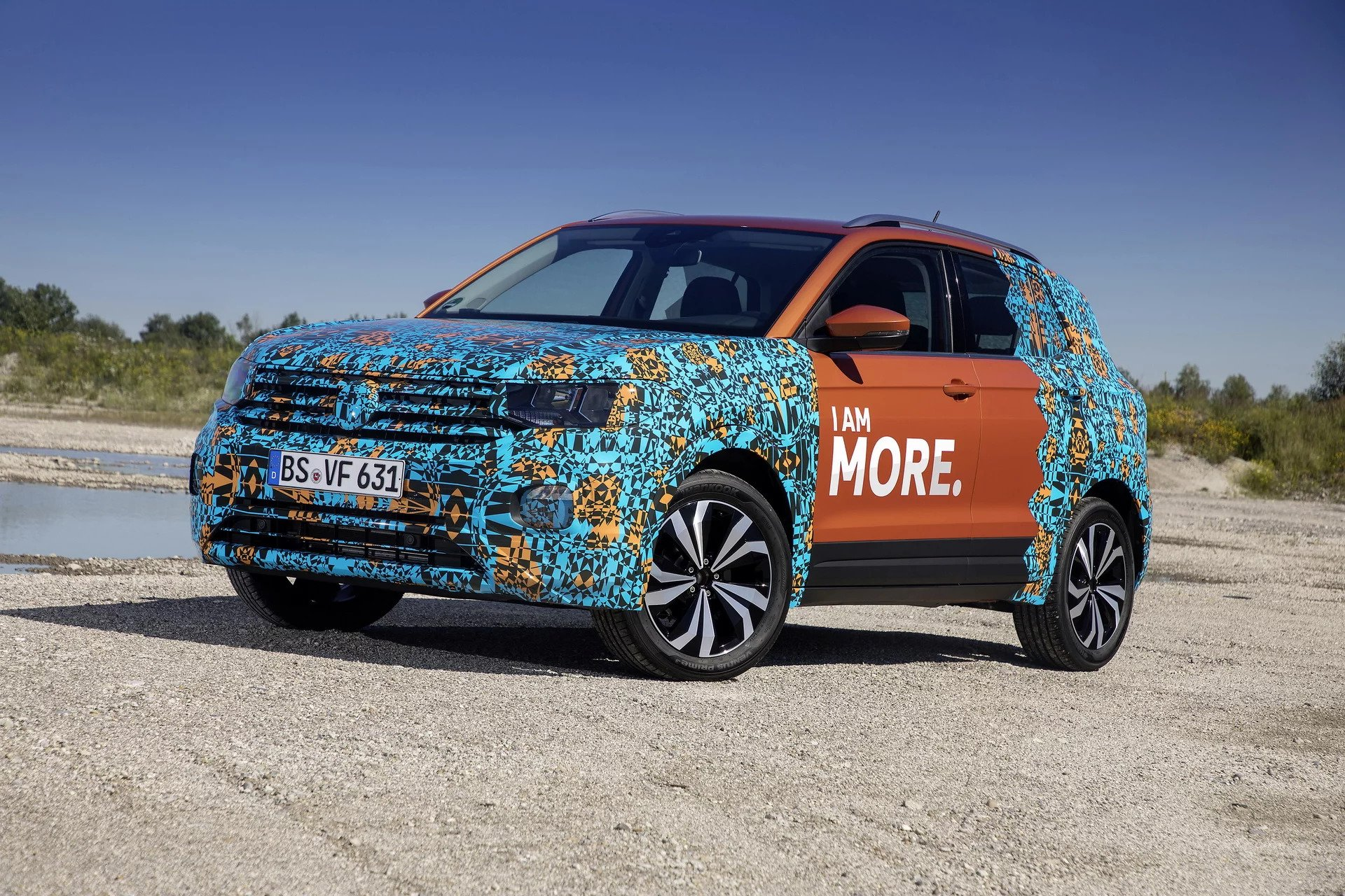 new volkswagen t cross launching in europe spring 2019 autoevolution. Black Bedroom Furniture Sets. Home Design Ideas