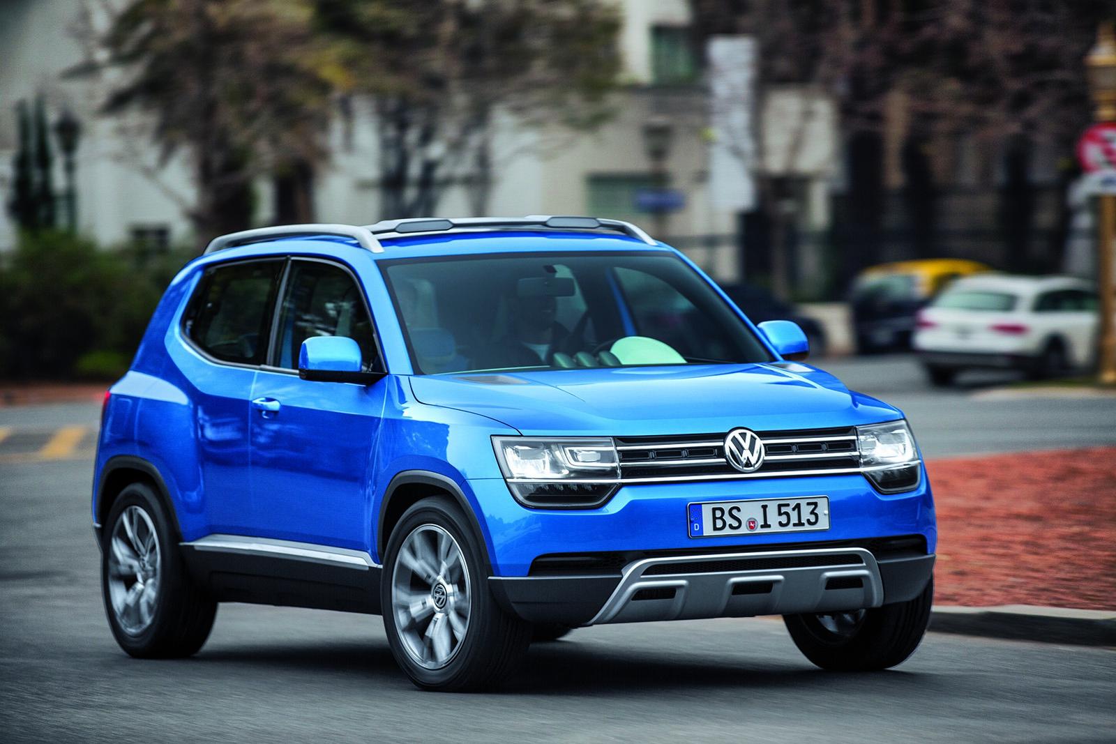 Volkswagen Quietly Confirms Supermini SUVs: Skoda Polar, VW Taigun, Ibiza SUV, Audi Q1 ...