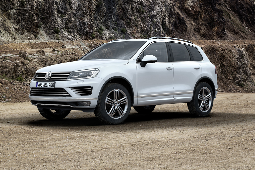 new car launches in germanyNew Volkswagen Touareg Launched in Germany with TDI and Hybrid